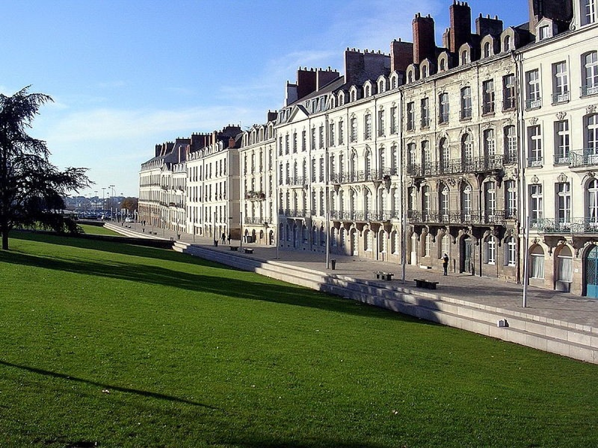 Nantes, l'ile Feydeau