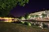 Loi Pinel Nantes – Vue de l'Erdre à Nantes la nuit