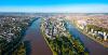 La ville de Nantes et la Loire