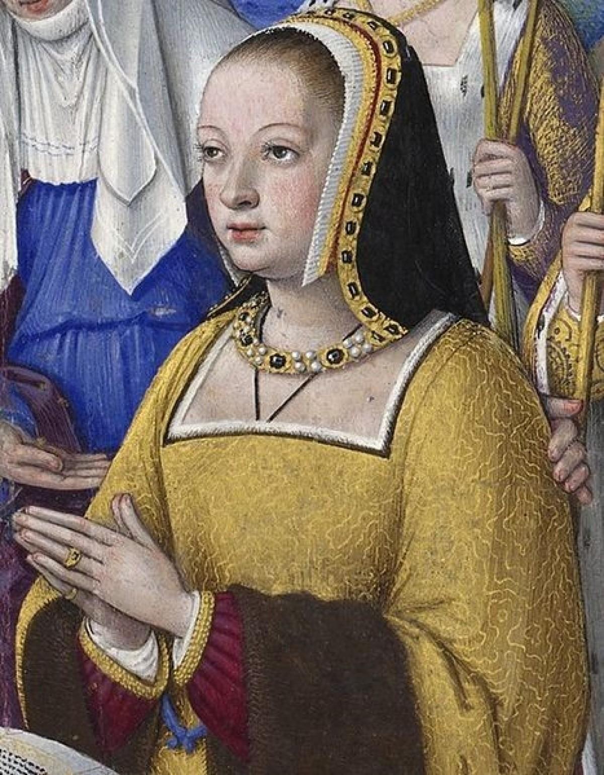 personnalités Nantes - Anne de Bretagne