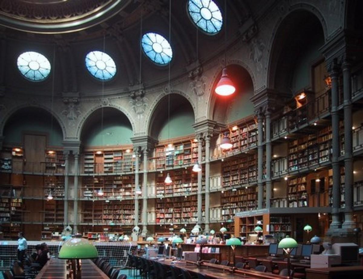 personnalités Nantes - La bibliothèque nationale