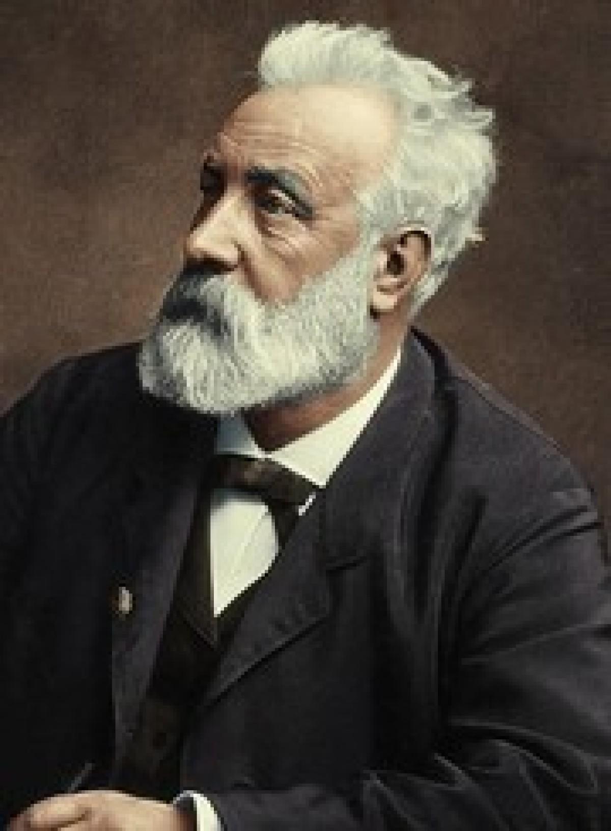 urbanisme et architecture à Nantes - Portrait couleur de Jules Verne
