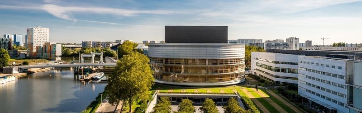 urbanisme et architecture à Nantes - La cité des Congrès de Nantes
