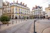 La place du Graslin à Nantes