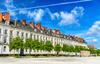 La promenade du cours Saint-André à Nantes