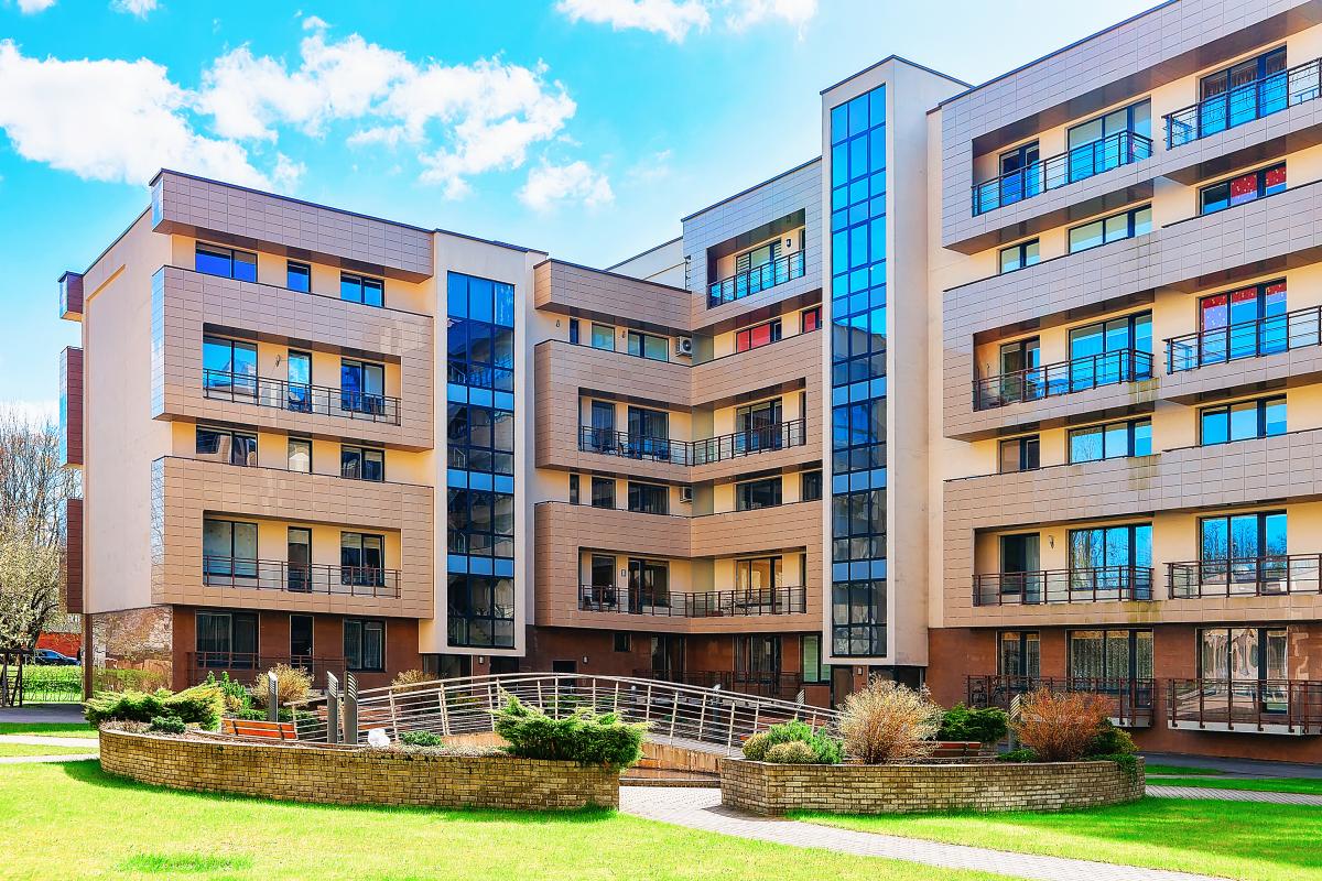 Politiques publiques à Nantes - Un programme immobilier neuf