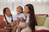 Accès au logement à Nantes - Une femme et ses deux enfants