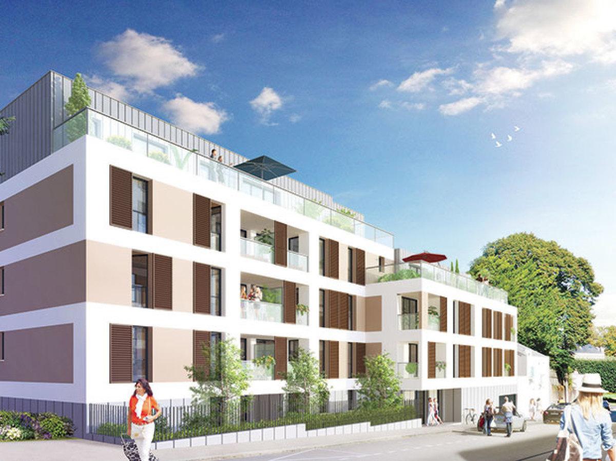 Crédit Agricole Immobilier - Résidence Villa Mellinet