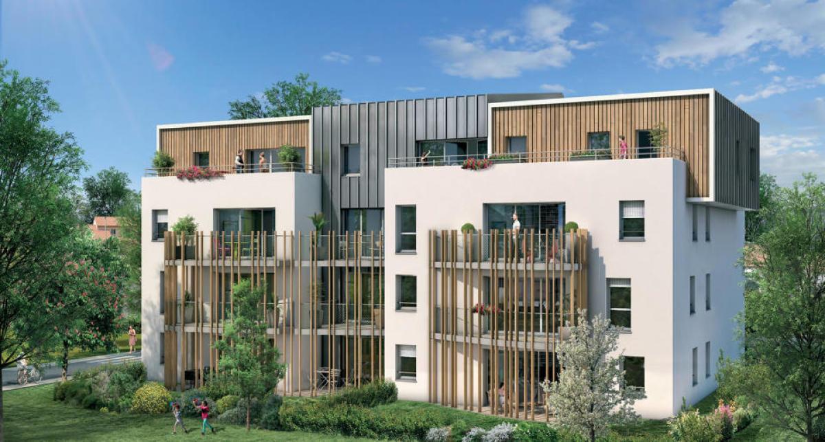 Crédit Agricole Immobilier - Résidence Vergers de Loire