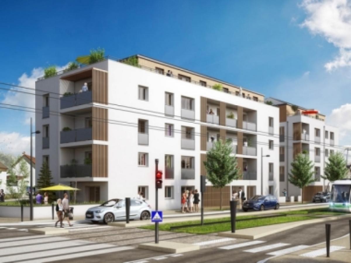 European Homes - Résidence Les Terrasses de Vincennes