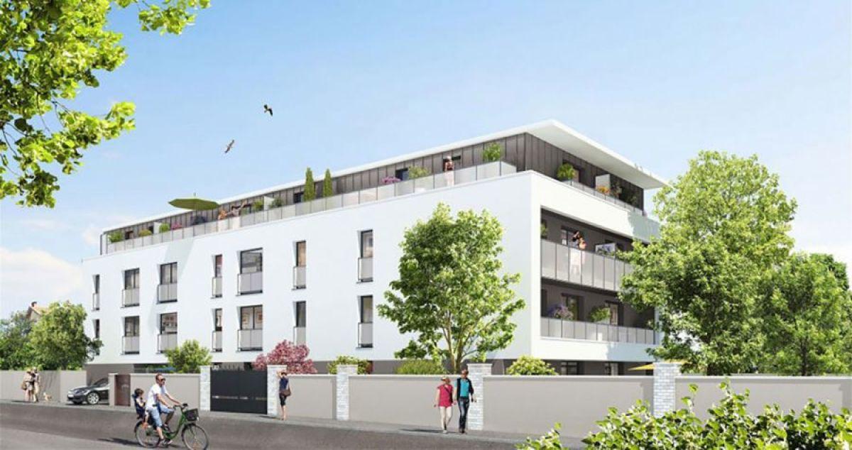 Groupe Primalys - Résidence Villa Camélia