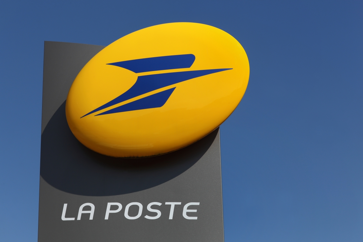 Le logo de la Poste
