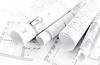 Plan d'architectes pour construire des espaces de bureaux