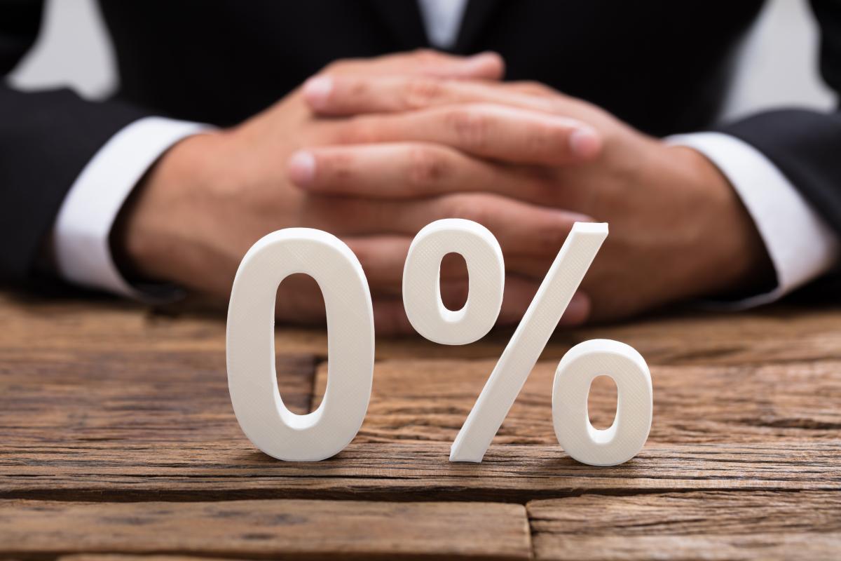 crédit immobilier à Nantes - Concept du prêt à taux zéro