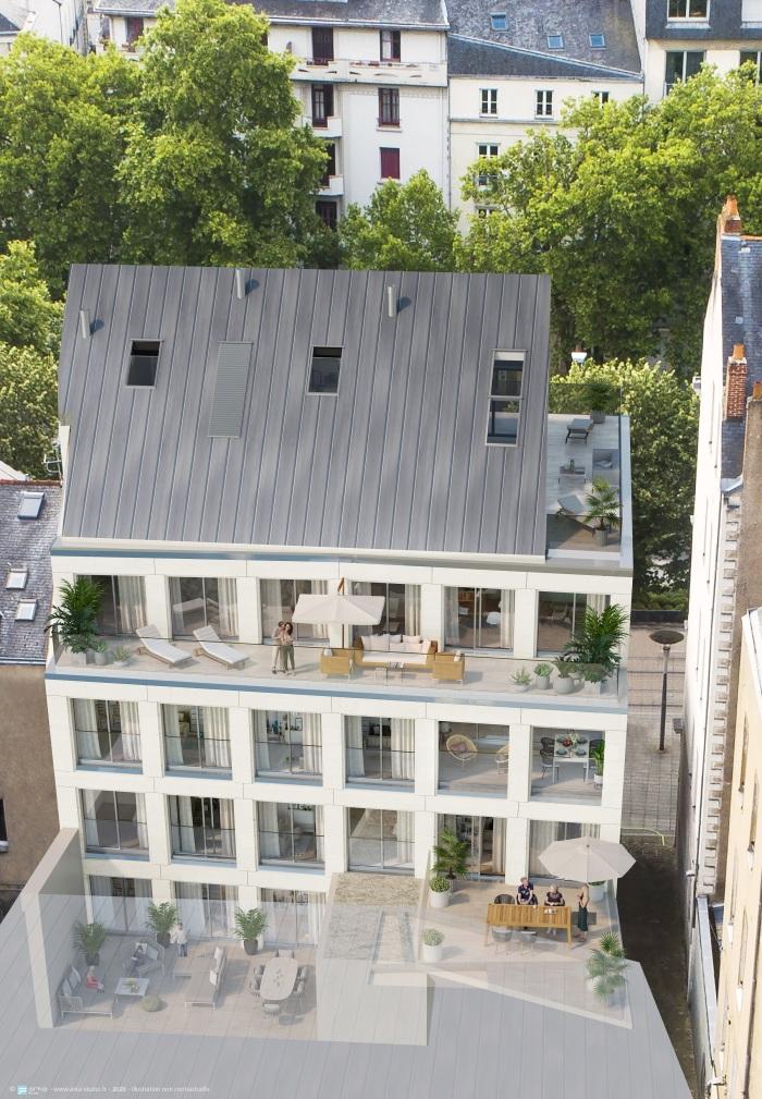 Appartements neufs Centre-ville référence 5556 : aperçu n°3