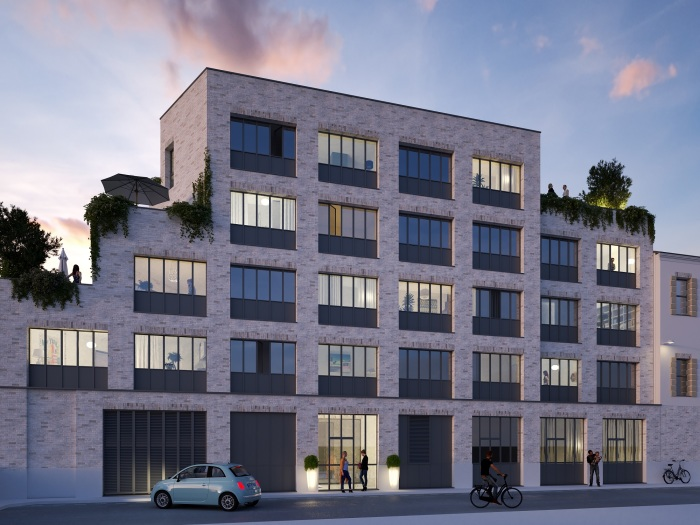 Appartements neufs Centre-ville référence 5555 : aperçu n°0
