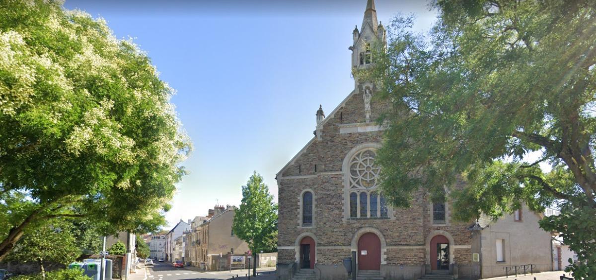 Immobilier neuf à Hauts Pavés Saint-Félix - vue sur l'Église des Hauts Pavés Saint-Félix