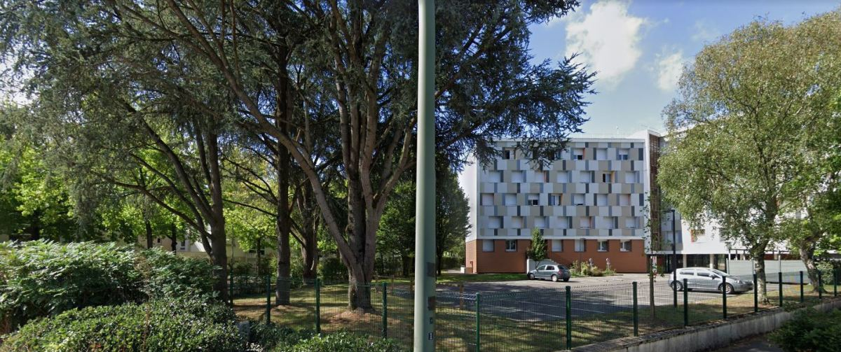 Immobilier neuf à Hippodrome - Petit-Port - vue sur un quartier résidentiel