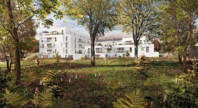 Appartements neufs Vertou référence 5570