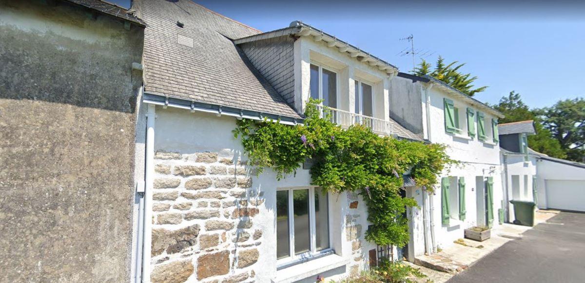 Immobilier neuf à Guérande - vue sur des maisons à Guérande