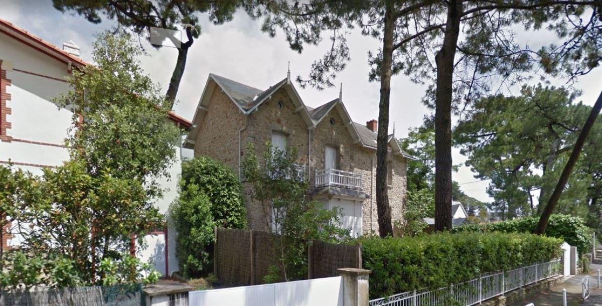 Tout l'immobilier neuf à La Baule Escoublac - vue sur un quartier résidentiel de la Baule