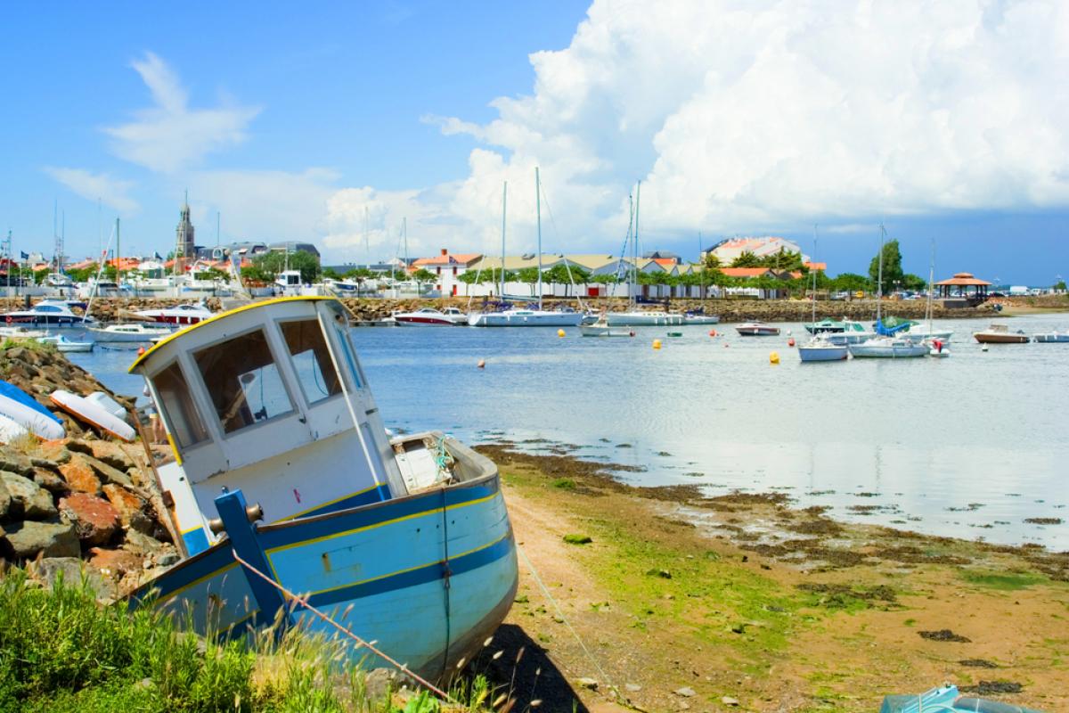 Marina de Saint Gilles Croix de Vie