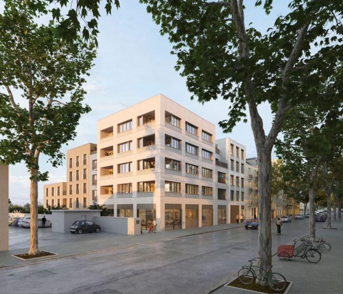 Appartements neufs Île de Nantes référence 5567 : aperçu n°0