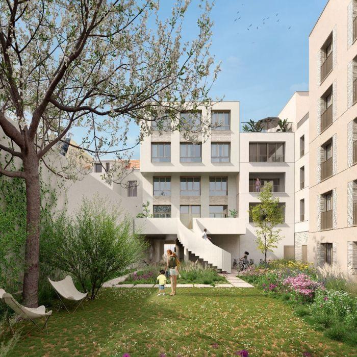 Appartements neufs Île de Nantes référence 5567 : aperçu n°2