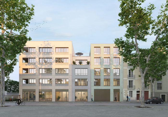 Appartements neufs Île de Nantes référence 5567 : aperçu n°3