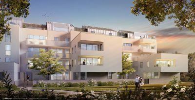 Appartements neufs Hauts pavés Saint-Félix référence 5566