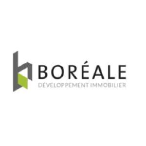 Logo du promoteur immobilier Boréale Développement