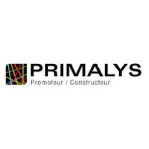 Logo du promoteur immobilier Primalys