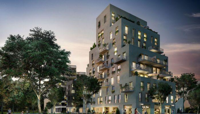 Appartements neufs Île de Nantes référence 5569 : aperçu n°2