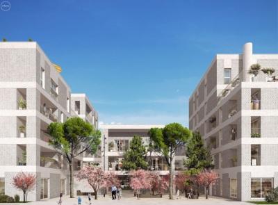 Appartements neufs Île de Nantes référence 5571