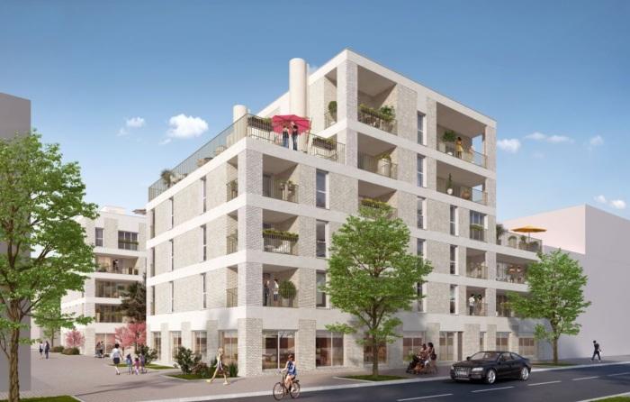 Appartements neufs Île de Nantes référence 5571 : aperçu n°2