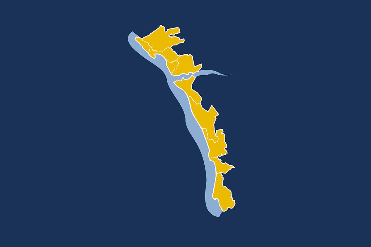 investissement immobilier neuf à Nantes - Découvrir des appartements neufs deux pièces à cinq pièces sur la Côte de Jade