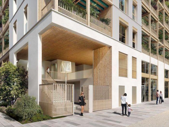 Appartements neufs Île de Nantes référence 5579 : aperçu n°3