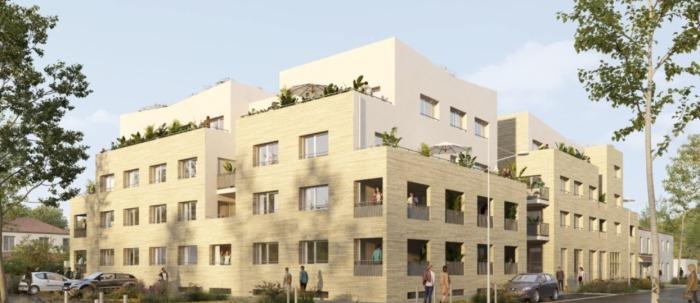 Appartements neufs Les Sorinières référence 5609 : aperçu n°0