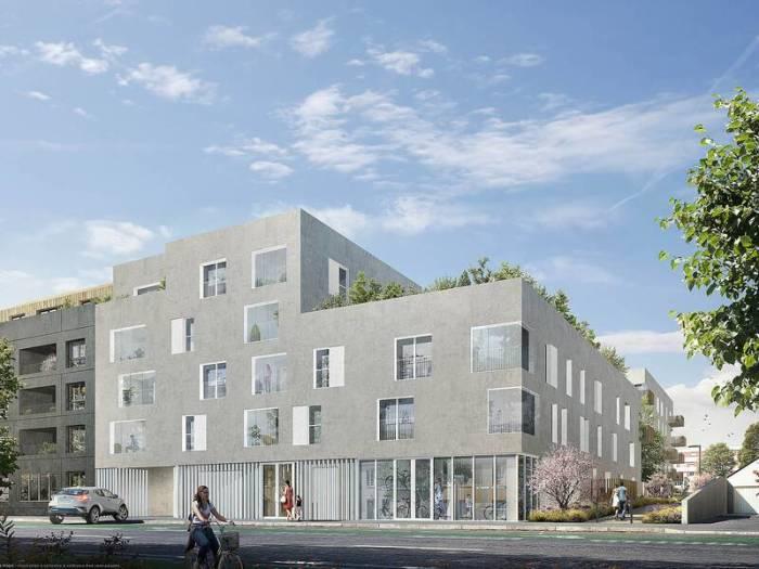 Appartements neufs Doulon référence 5611 : aperçu n°2