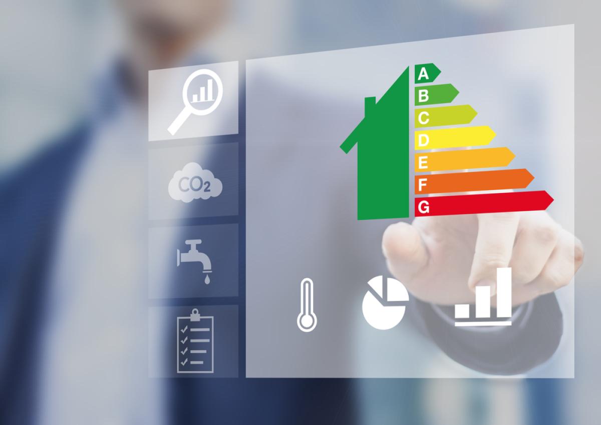 Règlementation RE2020 – illustration du concept d'économie d'énergie