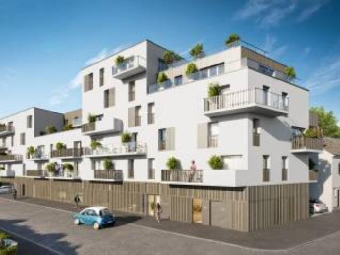 Appartements neufs Saint-Nazaire référence 5623 : aperçu n°0