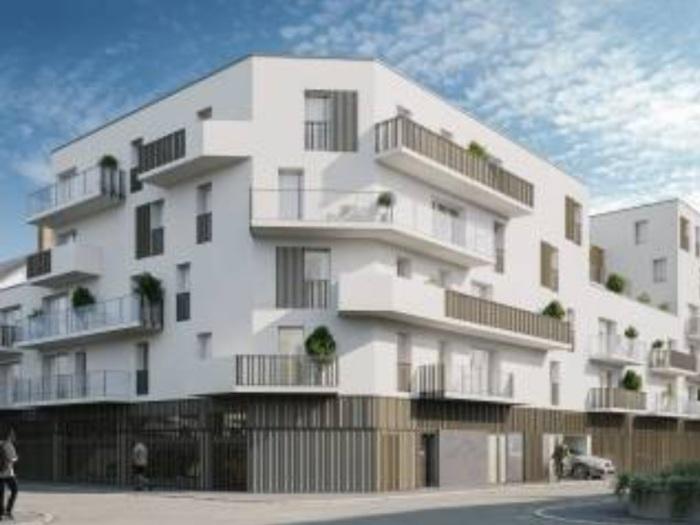 Appartements neufs Saint-Nazaire référence 5623 : aperçu n°2