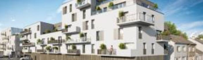 Appartements neufs Saint-Nazaire référence 5623 : aperçu n°3