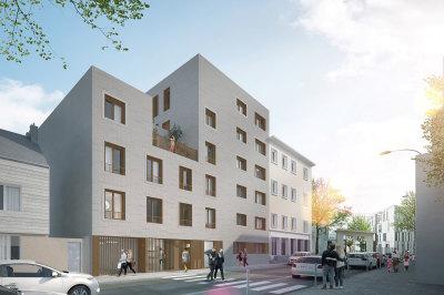 Appartements neufs Île de Nantes référence 5663