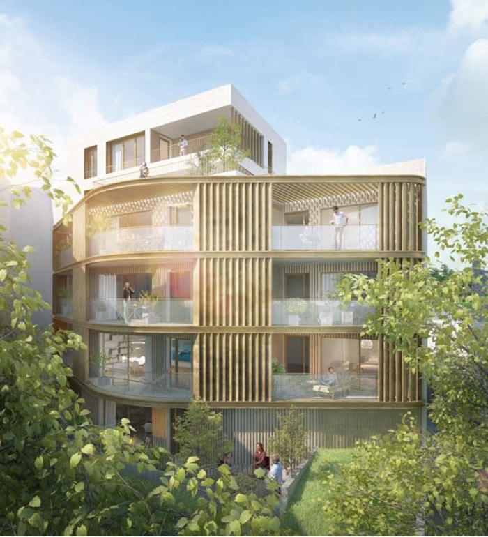 Appartements neufs Île de Nantes référence 5663 : aperçu n°2