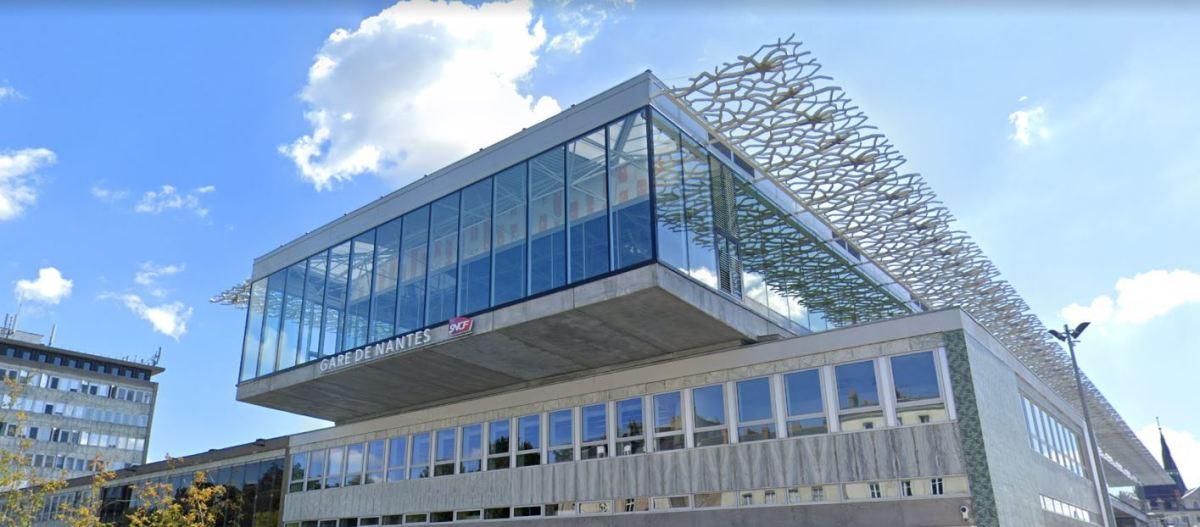 Les grands projets d'architecture à Nantes – vue sur la nouvelle gare de Nantes