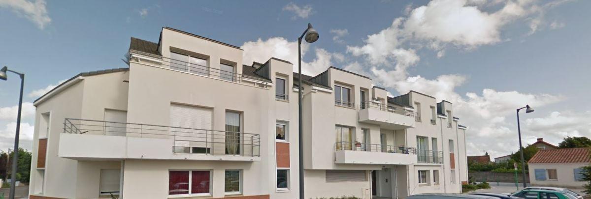 Immobilier neuf à La Montagne - vue sur un programme neuf de la commune