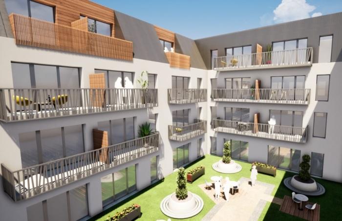 Appartements neufs Château-d'Olonne référence 5680 : aperçu n°2