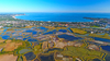 Côte de Jade – vue aérienne sur La Baule