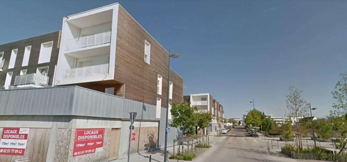Immobilier neuf à Trignac – vue sur le quartier Certé